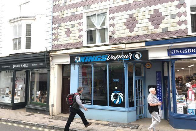 Thumbnail Retail premises for sale in Fore Street, Kingsbridge