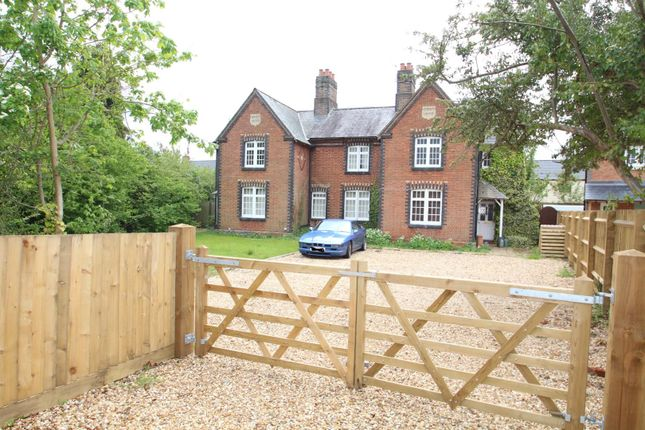 Detached house for sale in London Road, Broughton, Milton Keynes