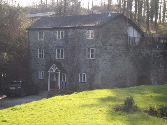 Thumbnail Detached house for sale in Lewdown, Okehampton