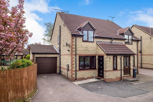 2 bed semi-detached house for sale in Oakes Close, Somercotes, Alfreton