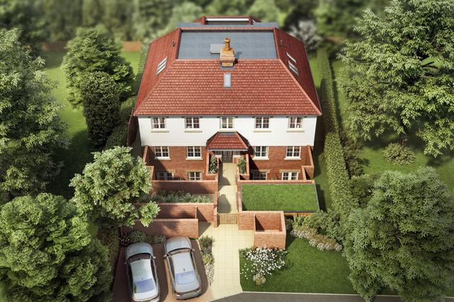 Front Elevation of Purley Hill, Purley, Surrey CR8