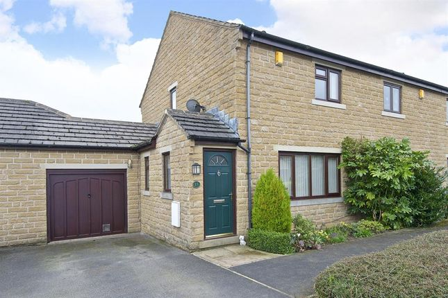 Thumbnail Semi-detached house for sale in Riverdale Gardens, Otley