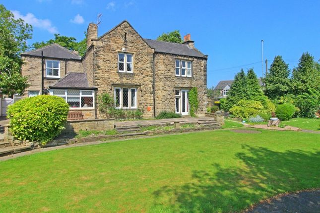 Thumbnail Semi-detached house for sale in Wakefield Road, Moldgreen, Huddersfield