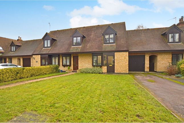 2 bed semi-detached house for sale in Cowpers Orchard, Weston Underwood, Olney MK46