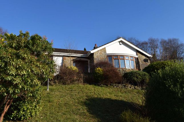 Thumbnail Bungalow for sale in Oak Ridge, Blackmill, Bridgend