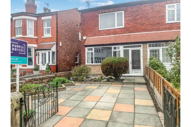 Thumbnail Semi-detached house to rent in Fairfield Road, Ainsdale, Southport
