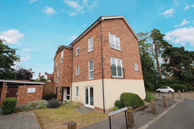 Thumbnail 1 bed flat for sale in Hampden Crescent, Bracknell