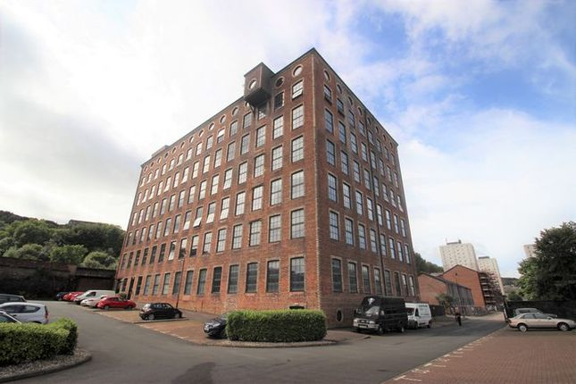 Thumbnail Flat for sale in Gourock Ropeworks, Port Glasgow