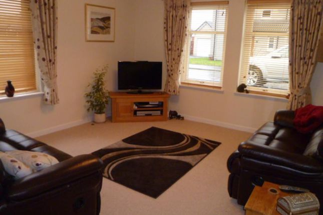 Thumbnail Detached house to rent in Larch Tree Crescent, Banchory