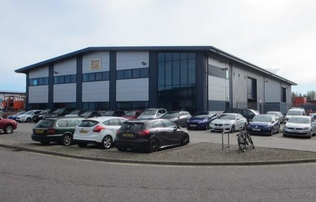 Thumbnail Light industrial to let in Unit 5, Kirkhill Commercial Park, Dyce Avenue, Dyce, Aberdeen