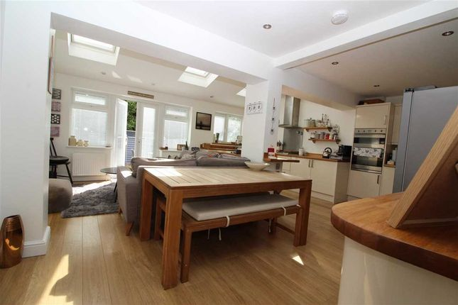 Additional View Of Open Plan Family Kitchen