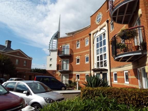 Thumbnail Flat for sale in Gunwharf Quays, Portsmouth, Hampshire
