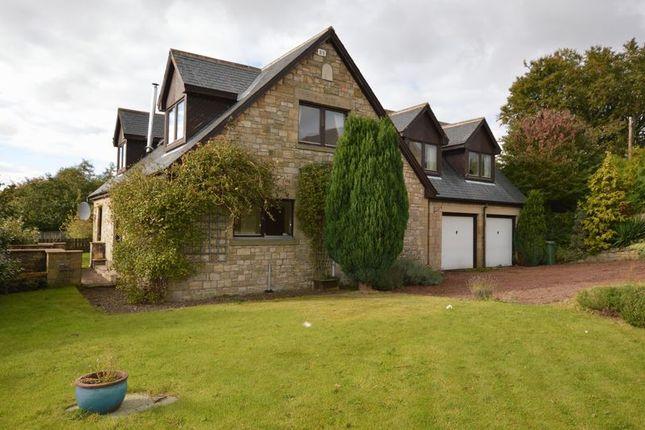 Thumbnail Detached house for sale in Thropton, Simonside Croft, Appletree House