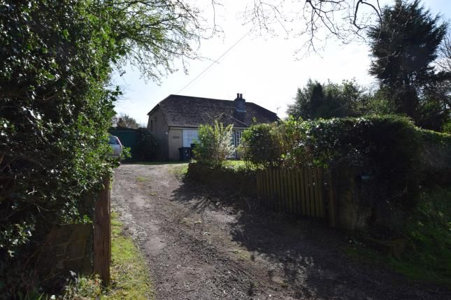 Thumbnail Bungalow for sale in Flitterbrook Lane, Punnetts Town, Heathfield, East Sussex