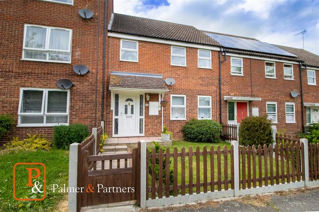 Terraced house for sale in Stanley Wooster Way, Colchester