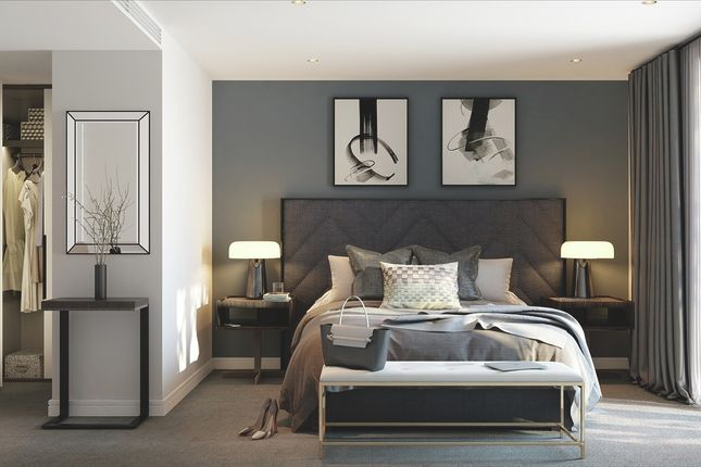CGI Of Premier Bedroom