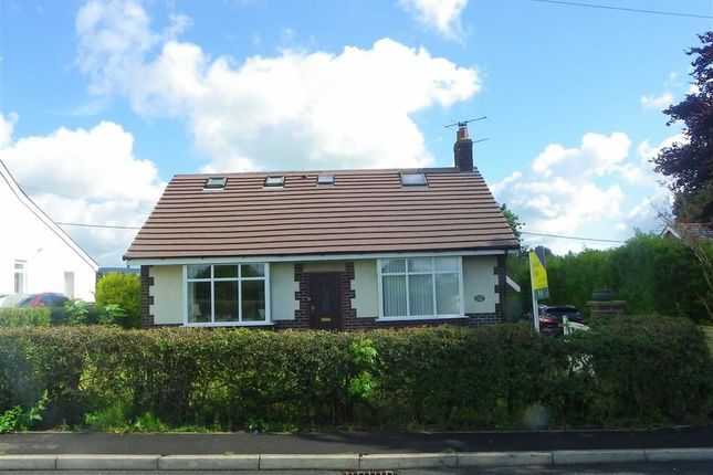 Thumbnail Detached bungalow to rent in Preston Road, Ribchester, Preston