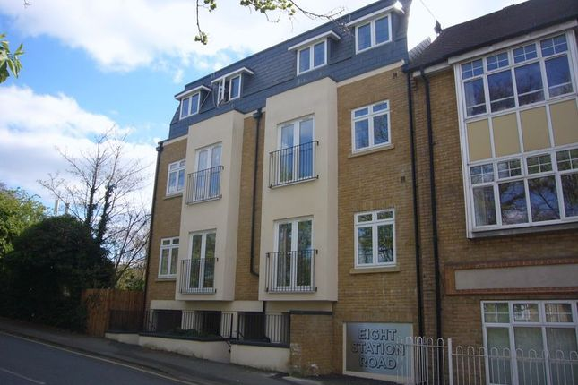 Thumbnail Block of flats for sale in Station Road, Belmont, Sutton