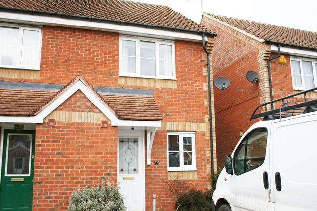 Thumbnail Property to rent in Bond Close, Aylesbury