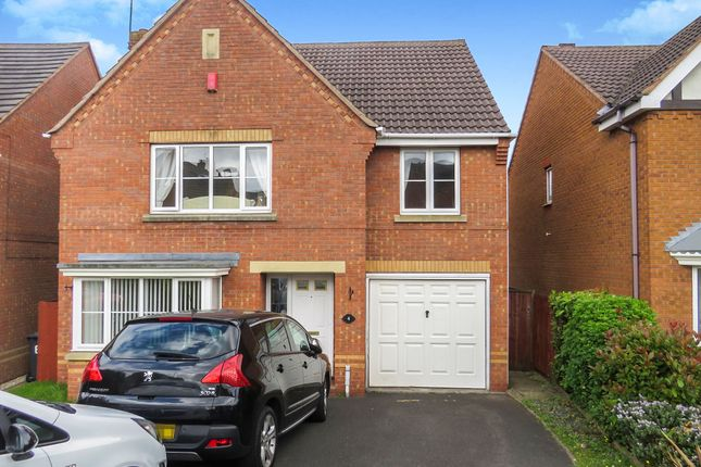 Thumbnail Detached house for sale in The Limes, Walsall