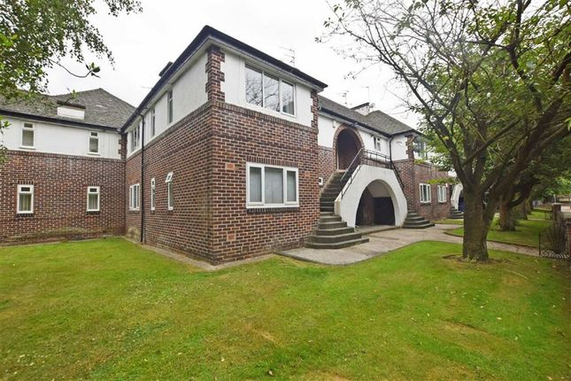 Thumbnail Flat to rent in Queens Court, Palatine Road, West Didsbury, Manchester