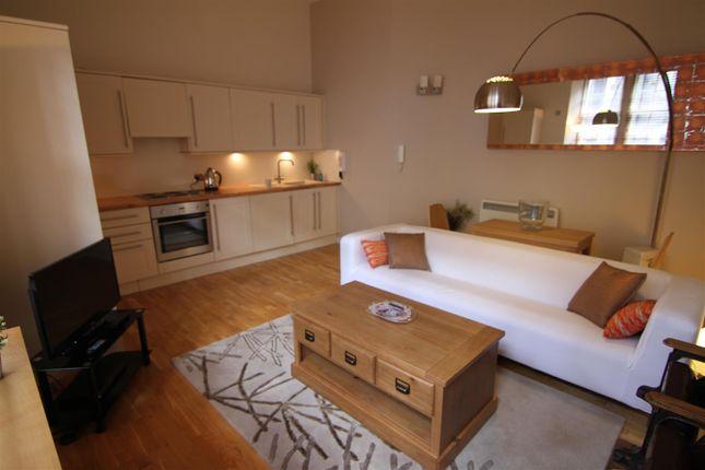 Lounge/Kitchen of Drummond Street, Edinburgh EH8