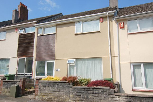 Thumbnail Terraced house for sale in Warren Street, Plymouth