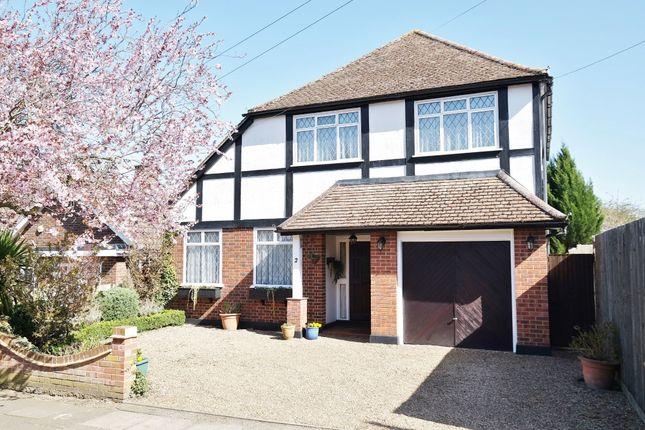 Thumbnail Detached house for sale in Peel Road, Farnborough, Orpington