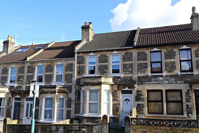 Thumbnail Terraced house for sale in Coronation Avenue, Oldfield Park, Bath