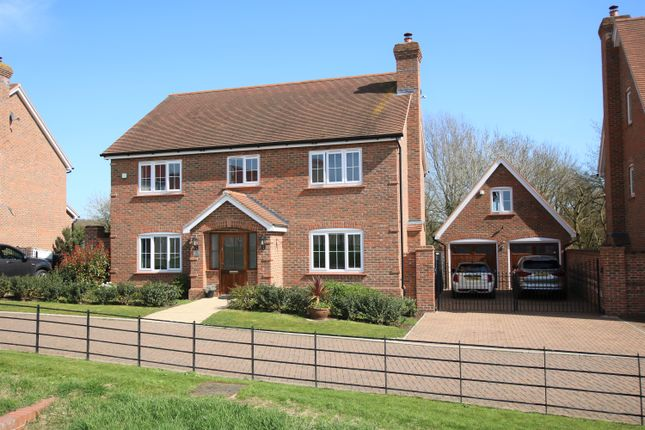 Thumbnail Detached house for sale in Noel Close, Thaxted, Dunmow