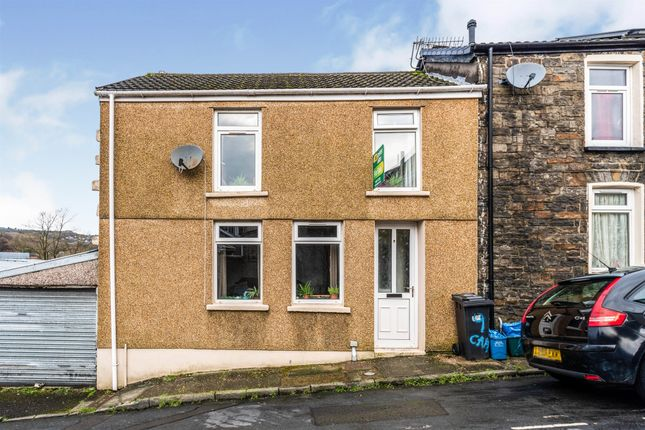 2 bed terraced house for sale in Cambrian Street, Morgantown, Merthyr Tydfil CF47