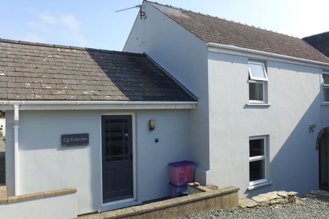 Semi-detached house for sale in Solva, Haverfordwest