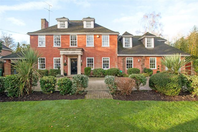 Thumbnail Detached house for sale in Woodhurst Road, Maidenhead, Berkshire