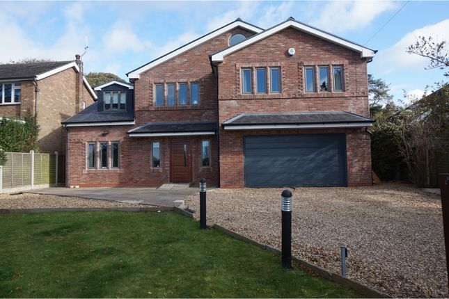 Thumbnail Detached house for sale in Winifred Lane, Ormskirk