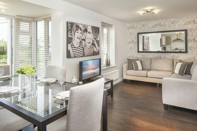 """Thumbnail Detached house for sale in """"Bradbury"""" at Larpool Mews, Larpool Drive, Whitby"""