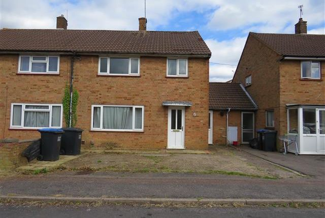 Thumbnail Property to rent in Roe Hill Close, Hatfield
