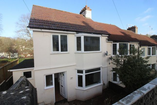 Thumbnail Semi-detached house to rent in The Reeves Road, Torquay