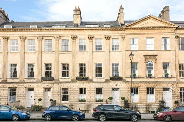 Thumbnail Terraced house for sale in Great Pulteney Street, Bath, Somerset