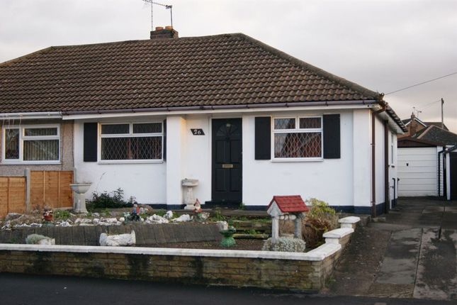 Thumbnail Bungalow to rent in Robert Road, Exhall, Coventry