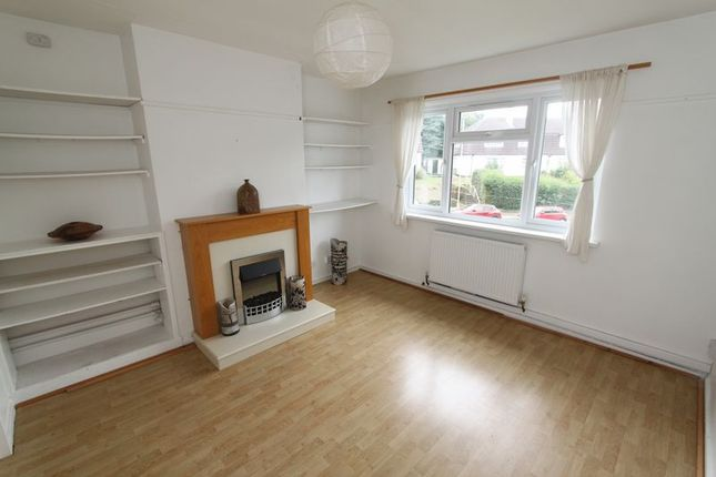 Thumbnail Flat to rent in Dryburgh Crescent, Ham, Plymouth