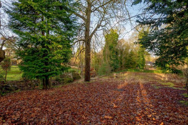 Thumbnail Land for sale in 64 Johnsburn Road, Balerno