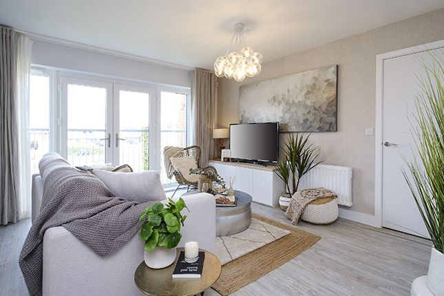 "1 bed flat for sale in ""Amato"" at Oxleigh Way, Stoke Gifford, Bristol BS34"