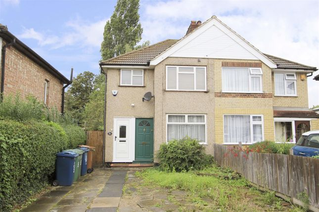 Thumbnail 1 bed maisonette for sale in Hitherwell Drive, Harrow