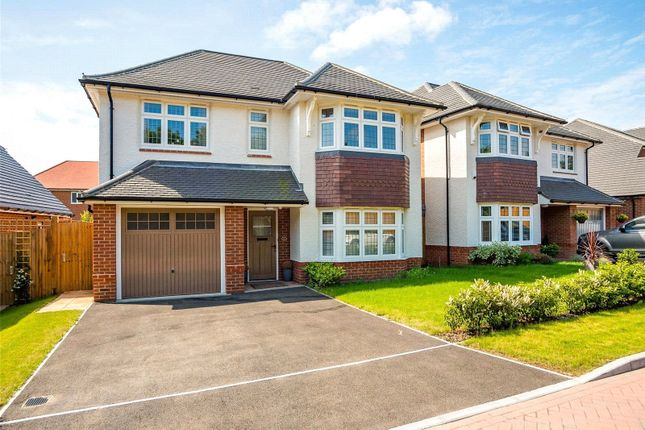 Thumbnail Detached house for sale in Manila Avenue, Sittingbourne