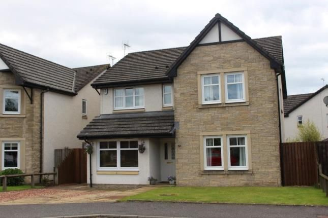 Thumbnail Detached house for sale in Westhaugh Road, Stirling, Stirlingshire