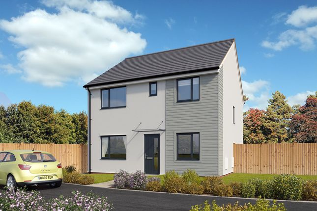 Thumbnail Detached house for sale in Kilmar Street, Plymstock, Plymouth