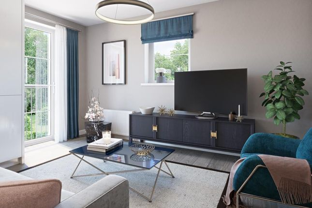 "Flat for sale in ""Loughton"" at Mill Lane, Swindon"