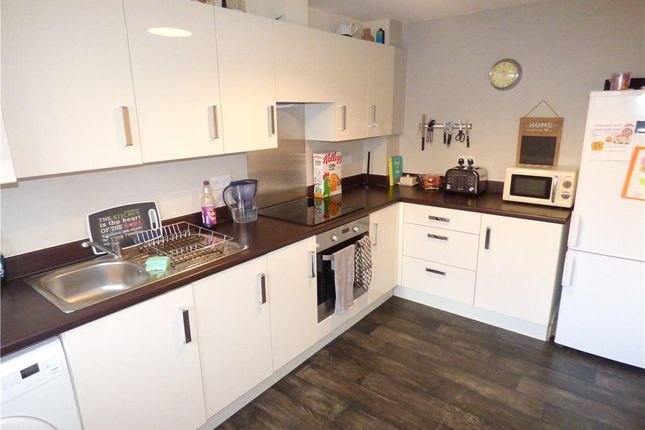 Kitchen of The Knoll, Keighley, West Yorkshire BD22