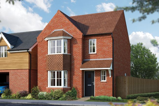 """Thumbnail Semi-detached house for sale in """"The Epsom"""" at St. James Way, Biddenham, Bedford"""