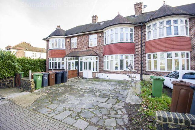 Thumbnail Terraced house to rent in Longbridge Rd, Barking